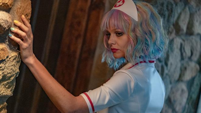 Carey Mulligan, en un fotograma de 'Una joven prometedora'.