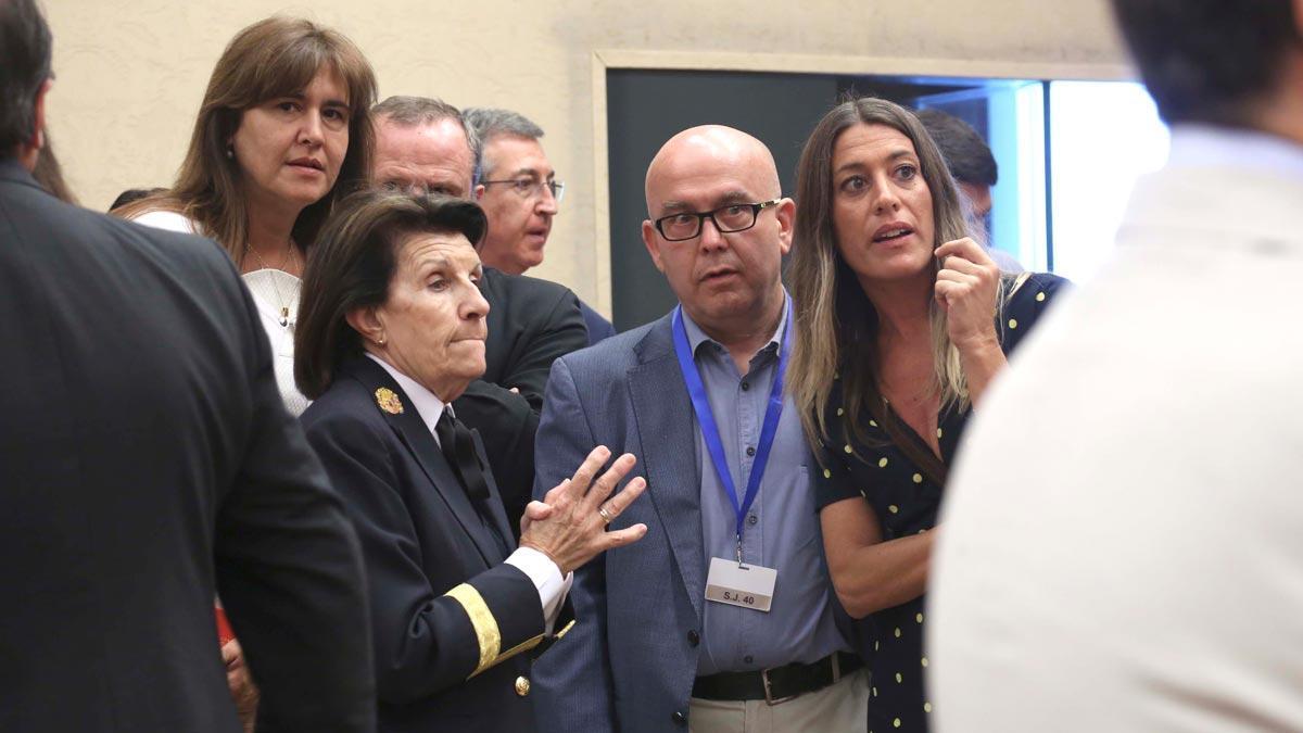 Gonzalo Boye no consigue acreditar a Carles Puigdemont como eurodiputado.