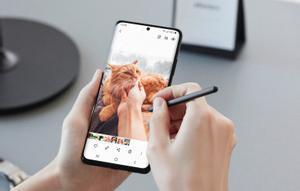 Samsung presenta el Galaxy S21 Ultra 5 G