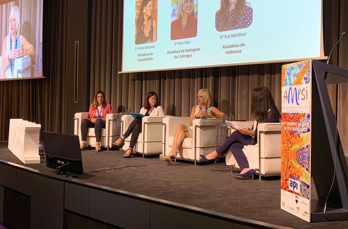 Congreso Internacional de la Asociación de Mujeres Profesionales del Sector Inmobiliario