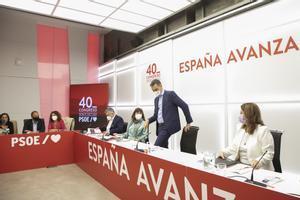 El congrés del PSOE debatrà sobre el rei emèrit i el model d'Estat
