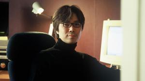 El escritor coreano Kim Young-ha