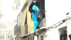 Dénia busca l'heroi senegalès que va salvar un home atrapat en un incendi