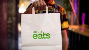 «No te la juguis»: UberEats utilitza el coronavirus per promocionar els seus serveis de repartiment