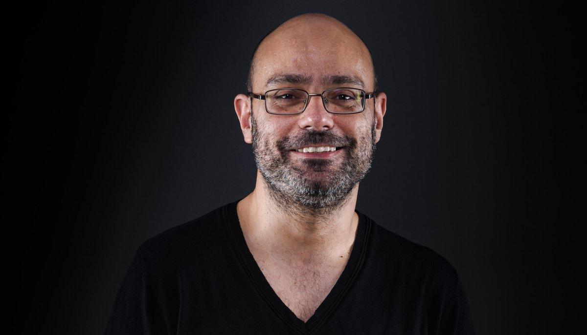 El escritor y guionista de cómic Hernán Migoya.