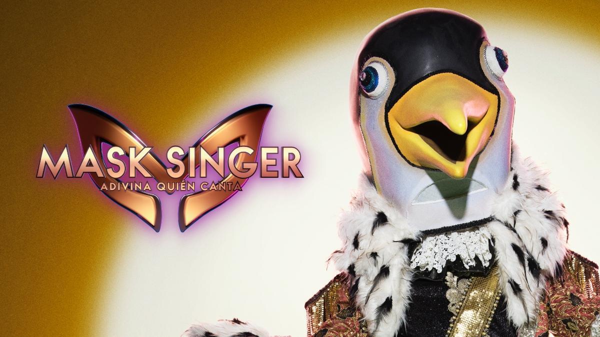 Pingüino, máscara invitada de 'Mask Singer'