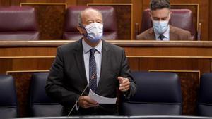 El Gobierno tramitará la próxima semana los indultos de los presos del 'procés'. Así lo ha explicado el ministro de Justicia, Juan Carlos Campo, en el Congreso.