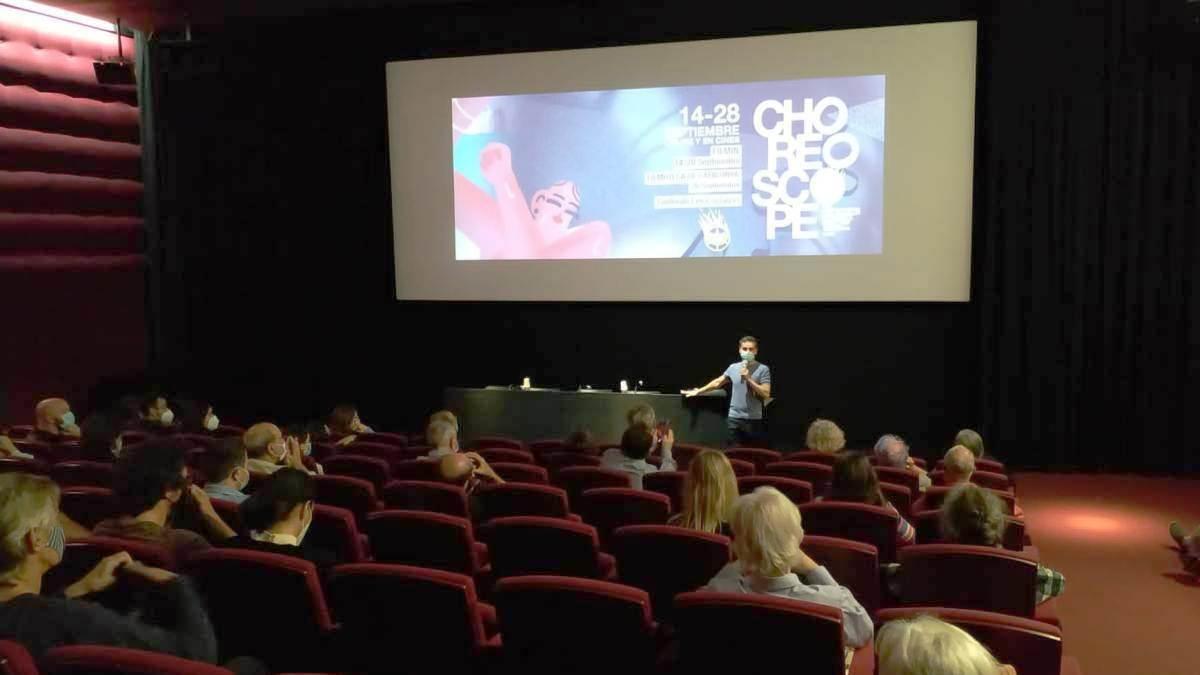 Imagen de una sesión del festival del año pasado en la Filmoteca de Catalunya.