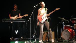 Actuación de Renaldo&Clara en Vic este martes.