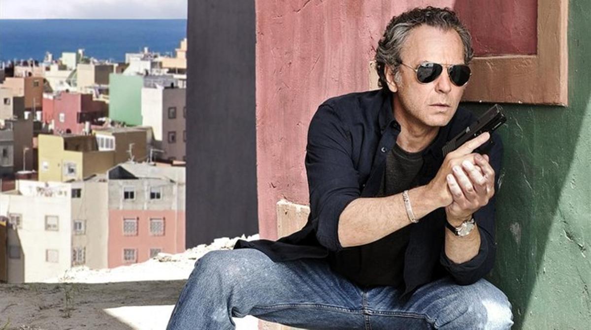 Jose Coronado interpreta a Fran Peyón en la serie 'El Príncipe', de Tele 5.