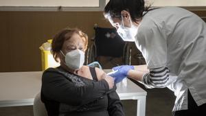 Objectiu: 500.000 vacunats contra la Covid-19 per setmana
