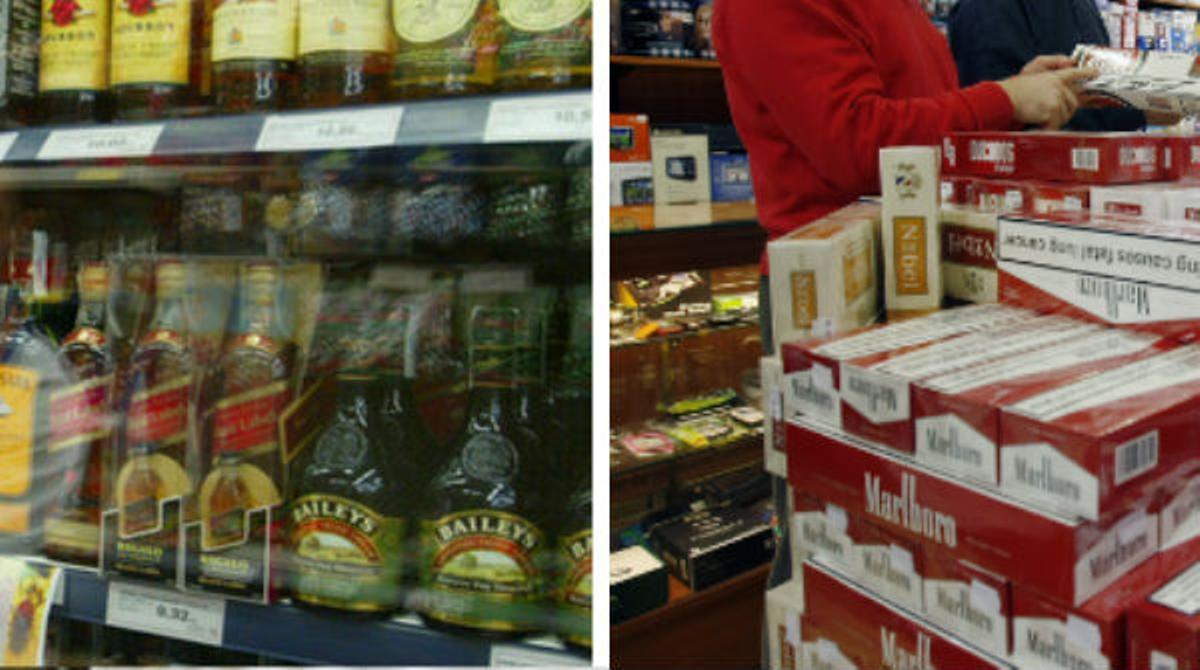 El vino y la cerveza quedarán exentos de la subida de impuestos de este viernes, no así el tabaco de liar.