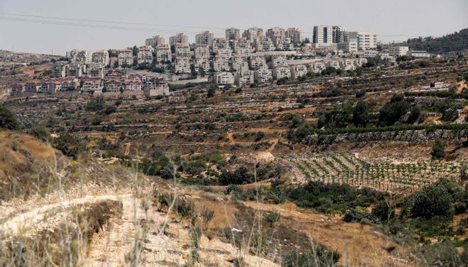 Israel pone a prueba a Biden con la primera expansión de asentamientos de su presidencia
