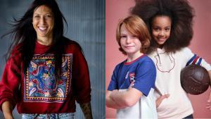 El Barça apuesta por la sostenibilidad en su nueva propuesta de moda urbana 'Organic Cotton Collection' para mujer y niños.