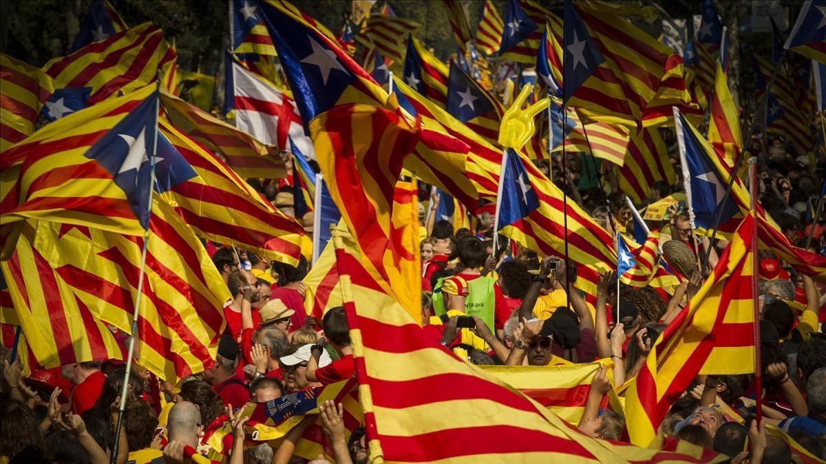 Manifestació de la Diada de Catalunya 2021: mapa de les afectacions en el trànsit i transport públic