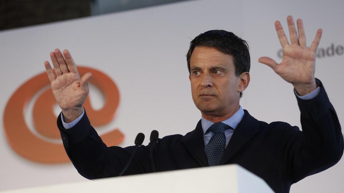 """Valls: """"Colau i Maragall són la mateixa cosa"""""""