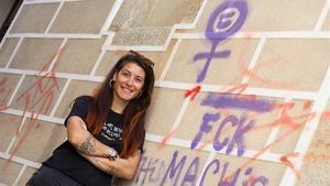 Cristina Madrid, directora del documental 'Les Resilients'.
