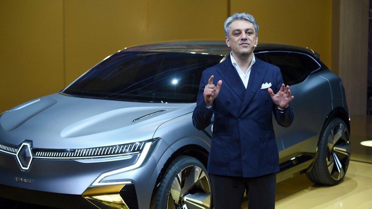 Luca de Meo, director general del grupo Renault.