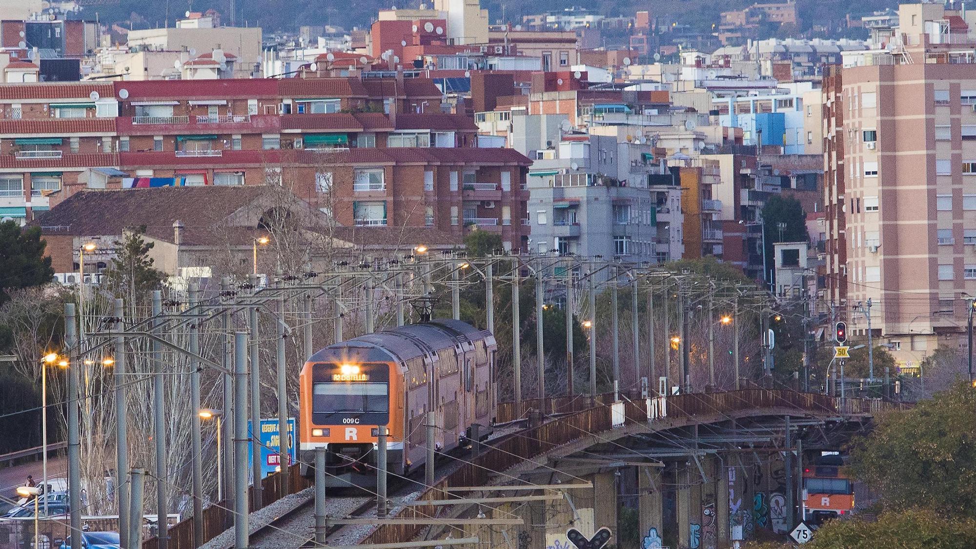 Nuevo paso en el soterramiento de vías en L'Hospitalet
