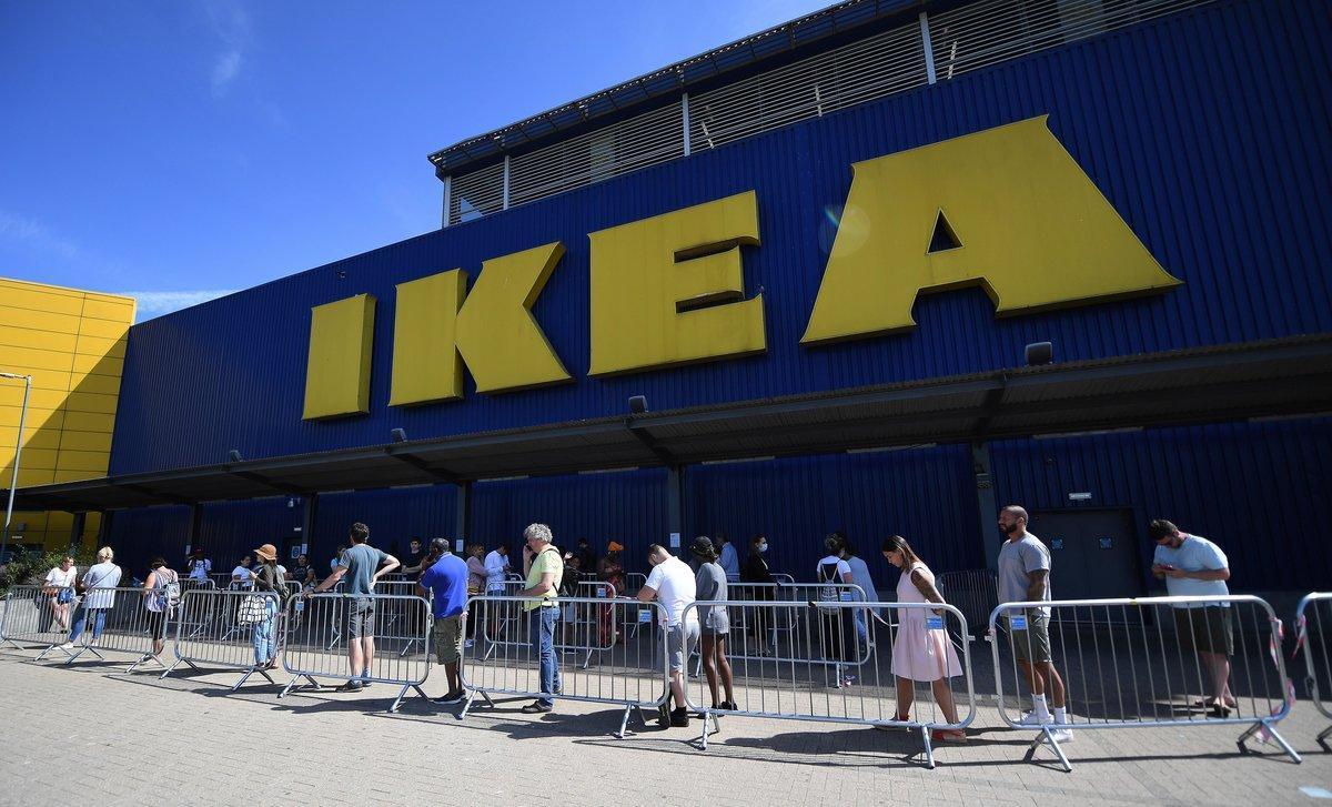 Ikea eleva el peso de la venta 'on line' hasta 22,7% en España y aumenta la facturación el 16%