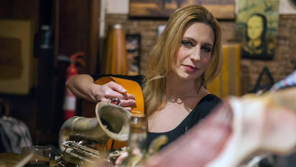 Tori Sparks elige Babia Taberna para el museo imaginario de 'On Barcelona'.