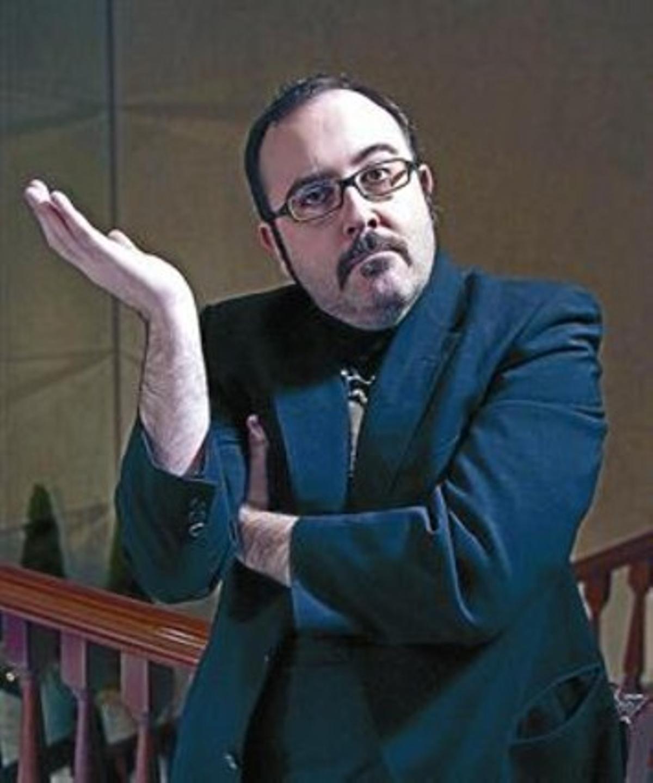 Carlos Areces: «De la Iglesia es un director sádico»
