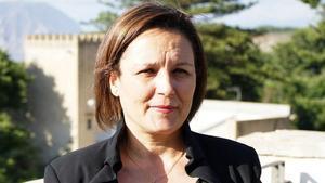 """Piera Aiello: """"Me enteraba de homicidios y no podía contarlo"""""""
