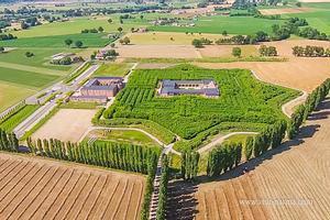El laberinto del Masone, en Parma.