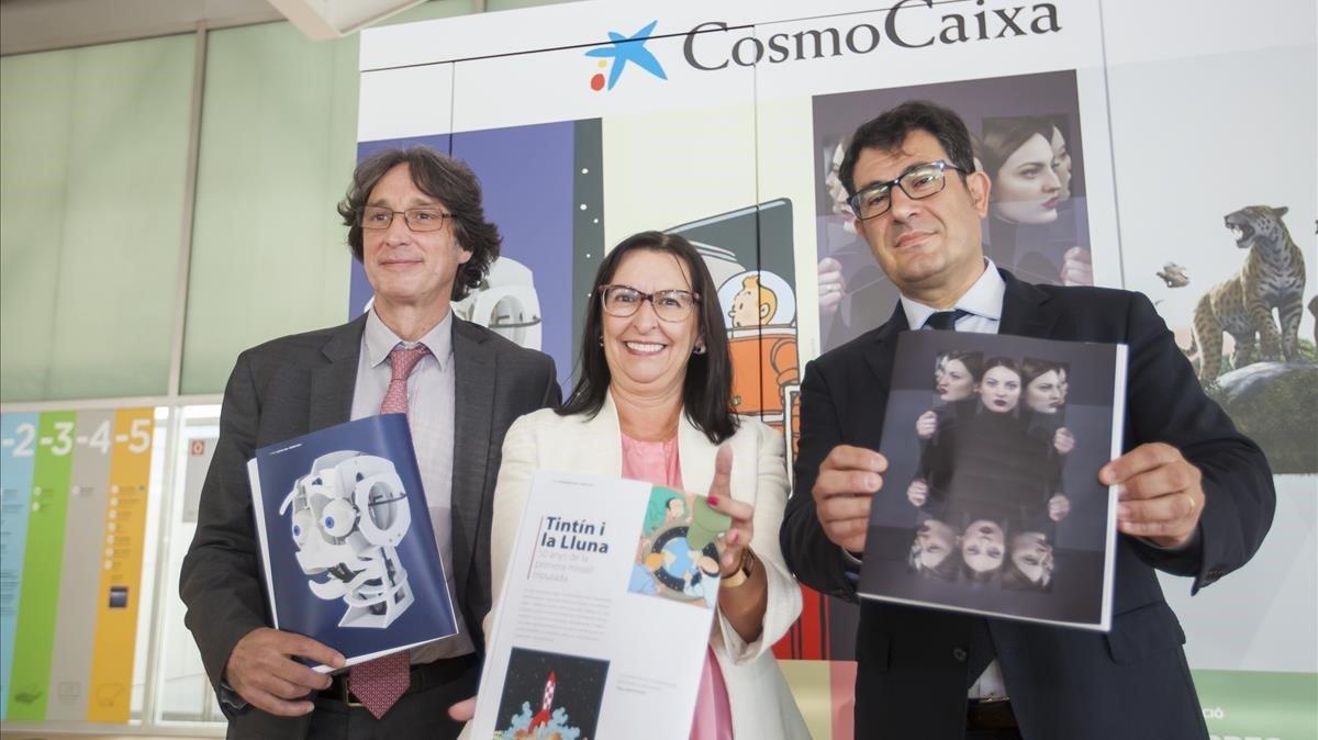 El CosmoCaixa trepitjarà de nou la Lluna 50 anys després
