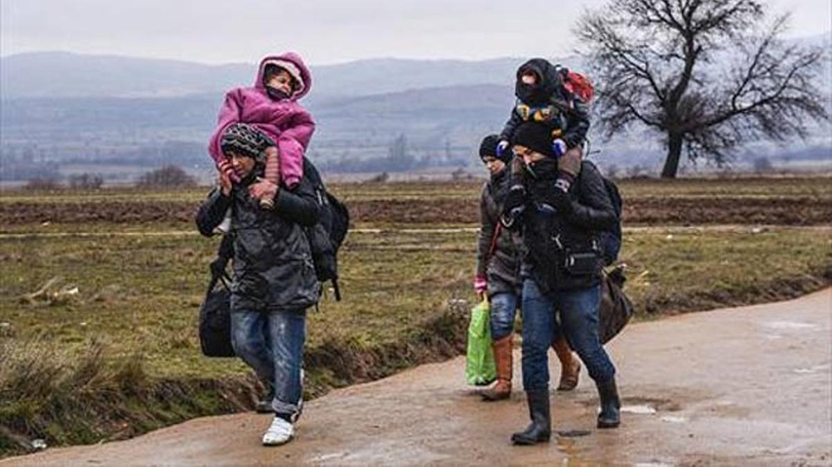 Dinamarca estudia requisar el dinero a sus refugiados para costear su mantenimiento.