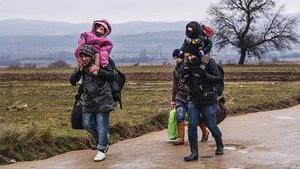 Dinamarca quiere expulsar a sus refugiados sirios