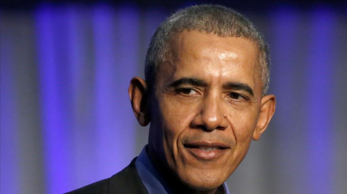 Obama balla al so de J Balvin, Beyoncé i Billie Eilish