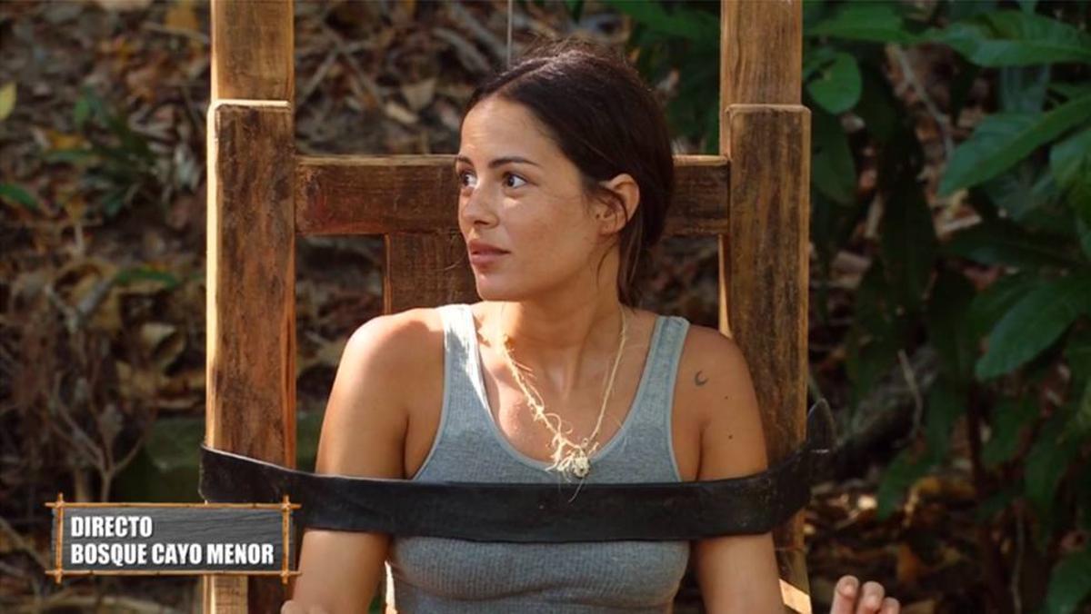 'Supervivientes 2021': la audiencia salva a Melyssa de la expulsión