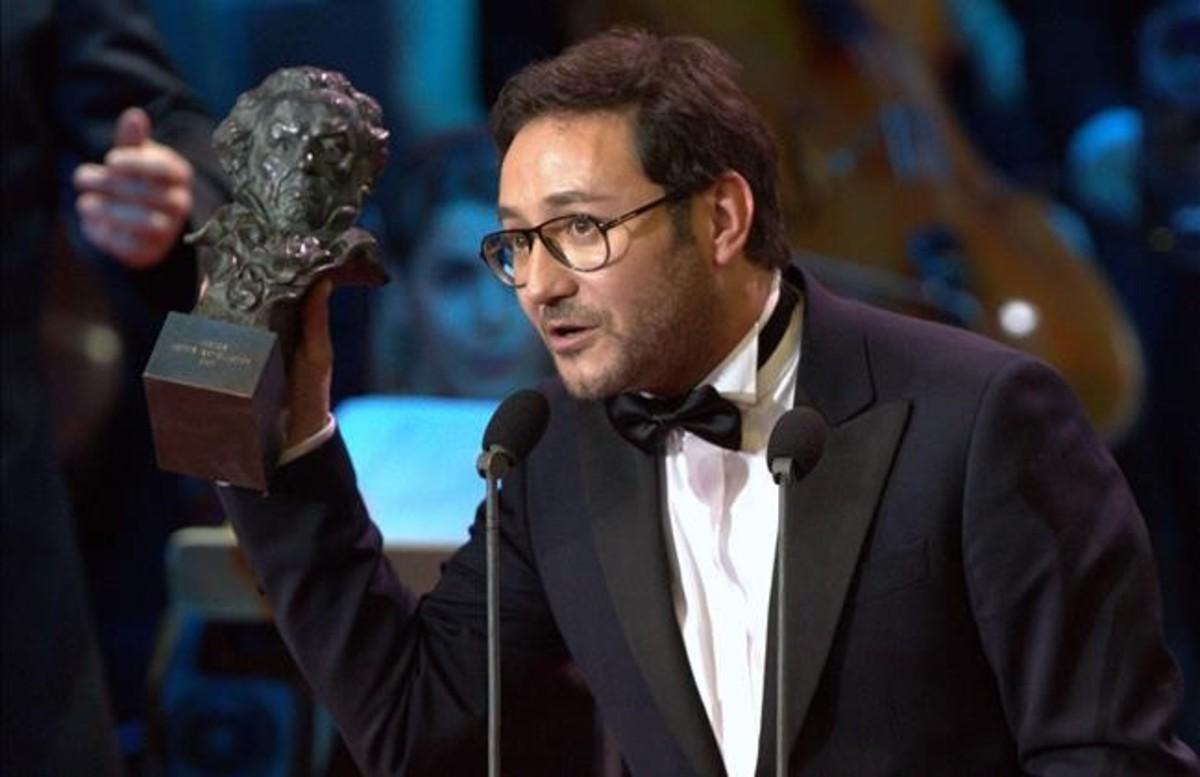 Carlos Santos, actor revelación por 'El hombre de las mil caras'