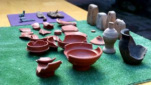 Una troballa arqueològica revela l'existència d'un jaciment romà de rellevància al Parc Catalunya de Sabadell