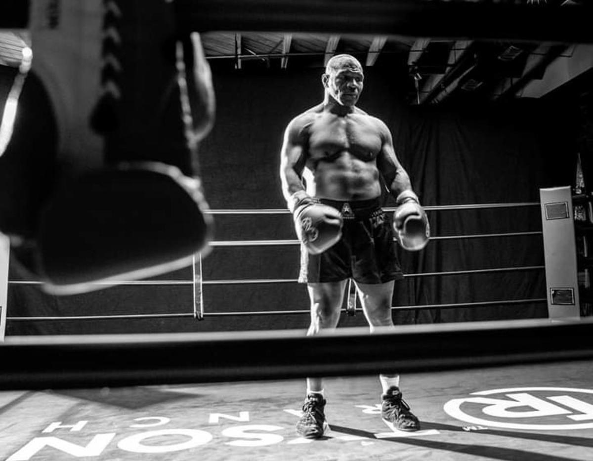 Tyson y el combate de la nostalgia