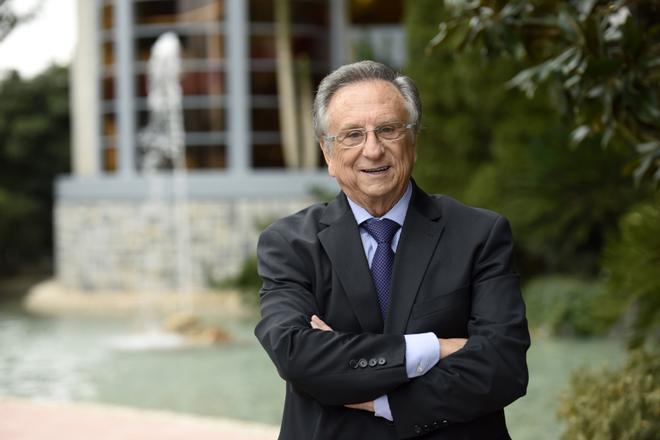 Tomás Fuertes, presidente del Grupo Fuertes y de ElPozo Alimentación.