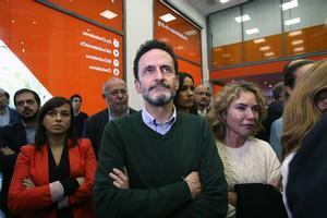 Edmundo Bal, portavoz adjunto de Ciudadanos.