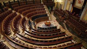 Los exteriores del Congreso albergarán los actos por el 42 aniversario de la Constitución.