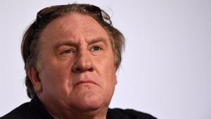 Depardieu, en una rueda de prensa celebrada en Cannes, el pasado 18 de noviembre.