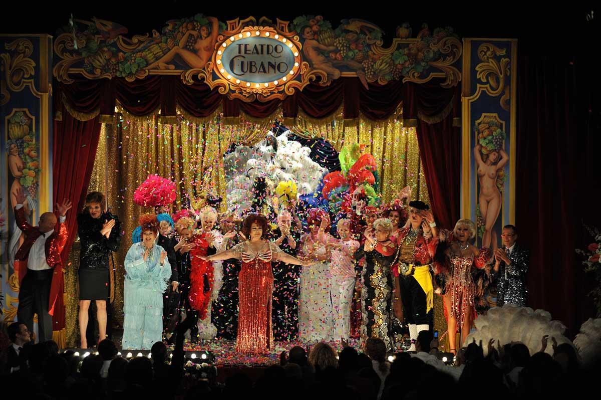 Uno de los actos más interesantes es la proyección de una Gala de La Cubana sobre el Paral·lel.