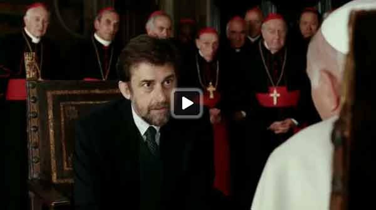Tráiler de la nueva película de Nanni Moratti, 'Habemus Papam'.