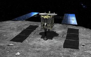 Hayabusa2 ha recorrido hasta hoy unos 4.000 millones de kilómetros de distancia.