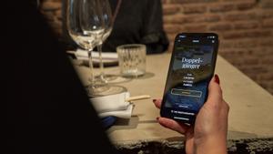La 'app' para móviles Velada.