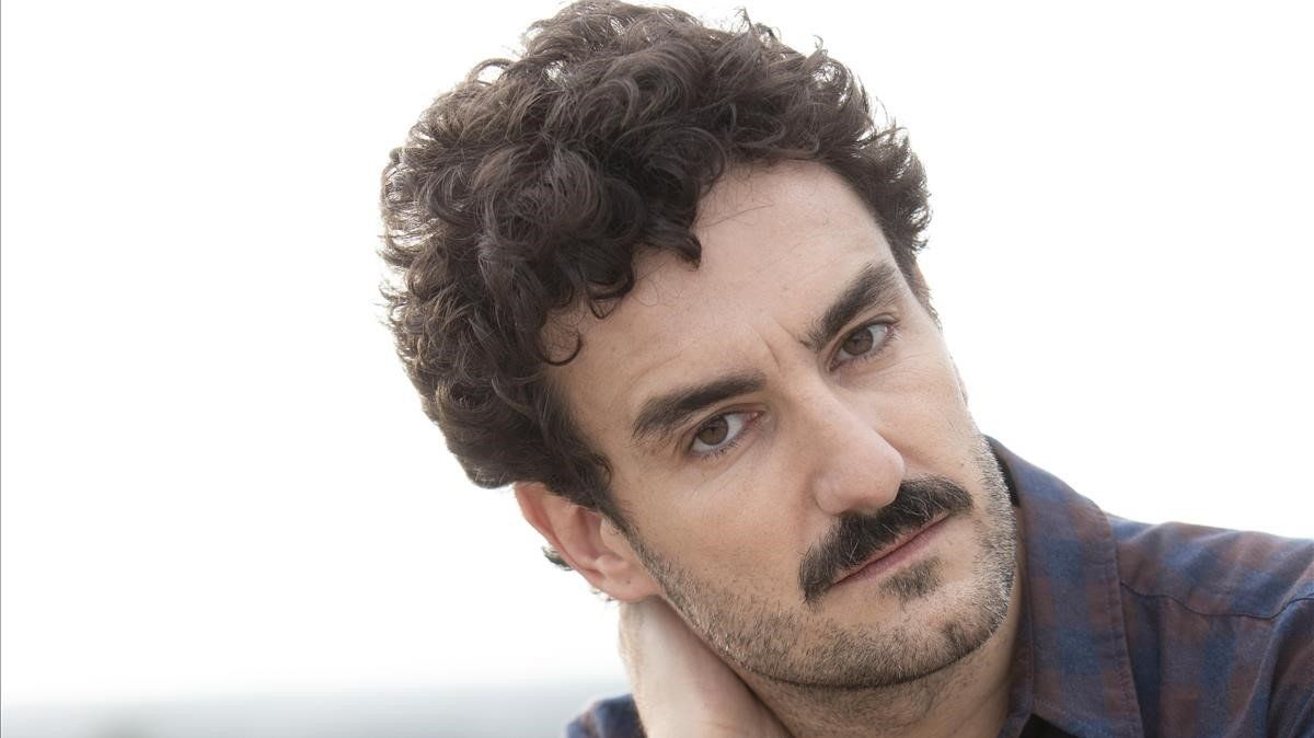 El actor Miki Esparbé.