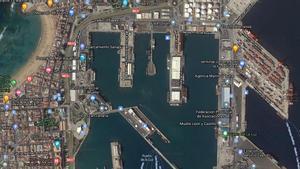 Moren tres mariners en l'incendi d'un barco a Gran Canària