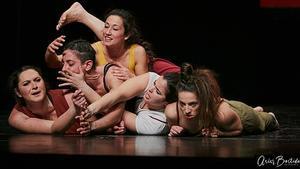 La dansa i les acrobàcies aterraran a La Vela i el Teatre de Ca l'Estruch de Sabadell
