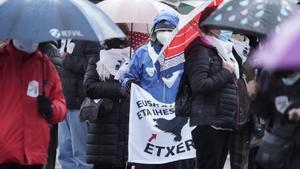 Surt de presó el pres d'ETA Legina Aurre després de 21 anys a la presó