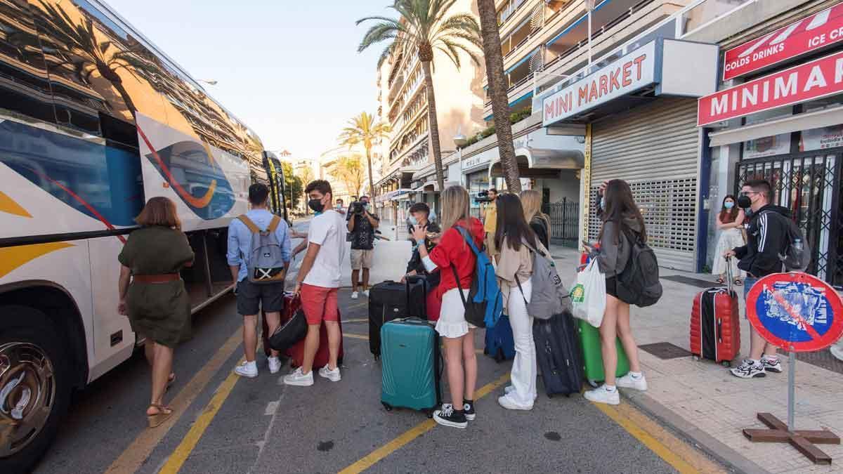 El macrobrot de Mallorca afecta més de 5.900 persones de 13 comunitats autònomes