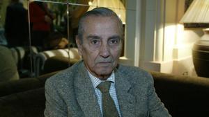 El arquitecto Federico Correa, en una imagen del 2007.